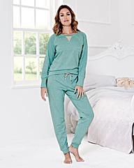 Pretty Secrets Long Sleeved Pyjama Set