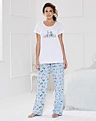 Pretty Secrets Pack of 2 Pyjamas L28