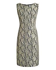 JOANNA HOPE Bonded Lace Dress