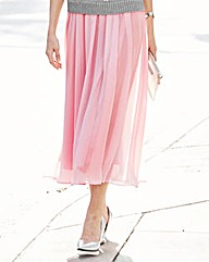 JOANNA HOPE Chiffon Skirt