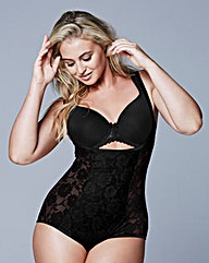 Black Light Control Lace WYOB Bodyshaper