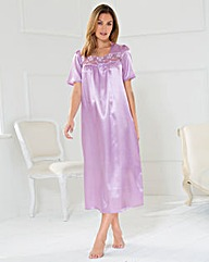 Miliarosa Satin Nightdress 44in
