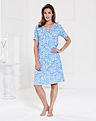 Pretty Secrets Cotton Jersey Nightdress