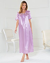 Miliarosa Satin Nightdress 48in
