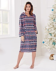 Pretty Secrets Christmas Nightshirt