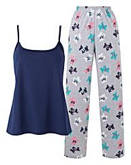 Pretty Secrets Camisole Pyjama Set