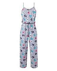 Pretty Secrets Cotton Strappy Onesie