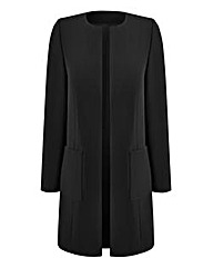 JOANNA HOPE Longline Tailored Jacket