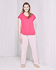 Pretty Secrets Short-Sleeve Pyjama Set