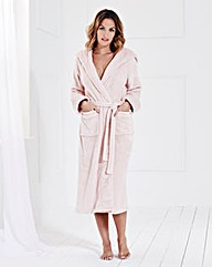 Pretty Secrets Luxury Hooded Gown 42in