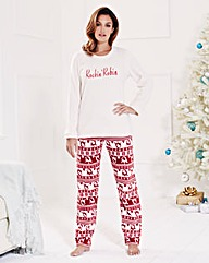 Pretty Secrets Christmas Pyjama Set
