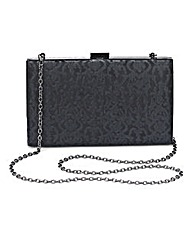 JOANNA HOPE Jacquard Clutch