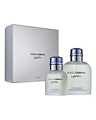 Dolce & Gabbana Light Blue Men Gift Set