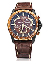 Citizen Eco-Drive Chrono Strap Watch