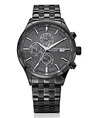 Sekonda Gents Black Bracelet Watch