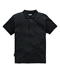Voi Howden Black Polo Regular