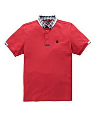 Voi Marine Red Polo Regular