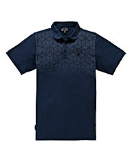 Voi Alton Indigo Polo Long