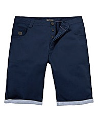 Voi Battle Mood Indigo Chino Short