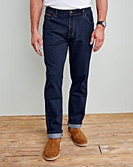 Wrangler Texas Stretch Blue Bla Jean R