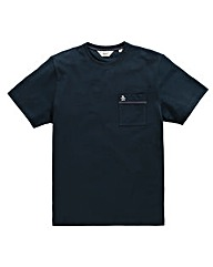 ORIGINAL PENGUIN TAPE T-SHIRT REGULAR