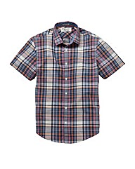 ORIGINAL PENGUIN CHECK SS SHIRT REGULAR