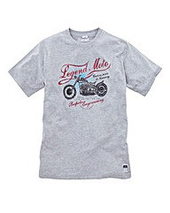 Jacamo Dylan Graphic T-Shirt Reg