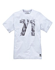 Jacamo Shelby Graphic T-Shirt Long