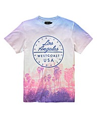 Label J Los Angeles T-Shirt Long
