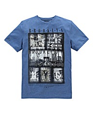 Label J Brooklyn One Way T-Shirt Regular