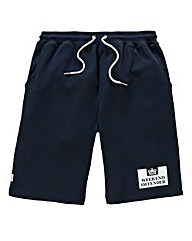 Weekend Offender Action Navy Jogshorts