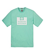 Weekend Offender Prison Tea Tr T-Shirt L