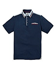 Mish Mash Margarita Navy Polo Regular