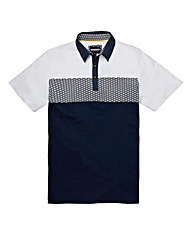 Mish Mash Tetbury Navy Polo Long