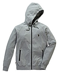 Luke Sport Grey M Nowhere Hoodie Long