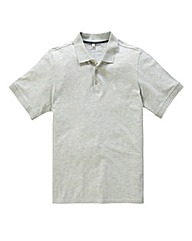 Jacamo Fleck Polo Shirt Regular Length