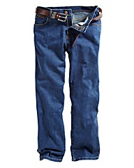 Wrangler Texas Stretch Drk St Jeans 30In