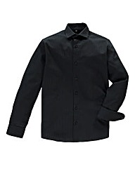 Black Label by Jacamo Rylan L/S Shirt R