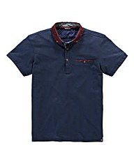 Mish Mash Waterloo Navy Polo Long