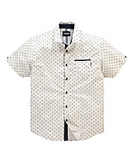 Mish Mash Supreme white Print Shirt Long