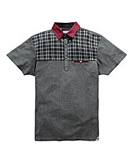 Mish Mash Gonzo Grey Polo Long