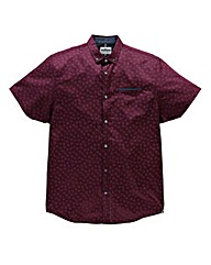 Mish Mash Thrawl Short Sleeved Shirt Reg