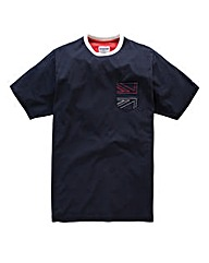 Lambretta night Pocket T-Shirt Reg