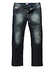 Lambretta Shawty Denim Jean 31In Leg