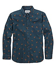 Jacamo Luis Print Shirt Regular