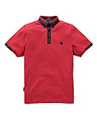 Voi Cook Red Polo Long