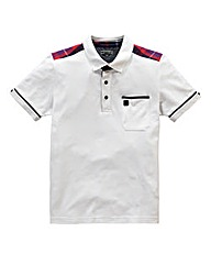 Voi Alfaro White Polo Long