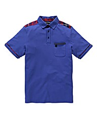 Voi Alfaro Dazzle Blue Polo Regular