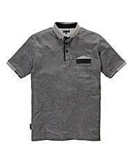 Voi Tramore Black Twist Polo Regular