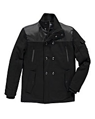 Voi Peacoat Black Jacket